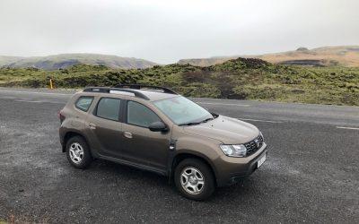 Rijden in IJsland